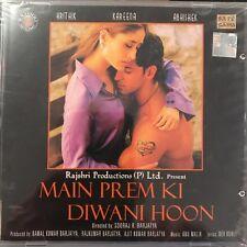 Main Prem Ki Diwani Hoon (Soundtrack) Anu Malik - CD STILL SEALED. CDF112054