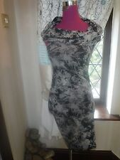 Stunning All Saints Coco Dress Size 12 Excellent Condition