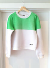 Stella McCartney Stella Sport Adidas Jumper Green & White Medium 10-12