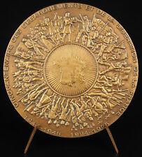 Médaille Débarquement de Normandie soldats américains canadiens anglais medal