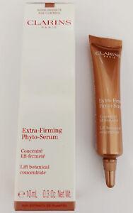 Clarins Extra-Firming Phyto Serum Lift Botanical Concentrate 0.3oz./ 10ml. NIB