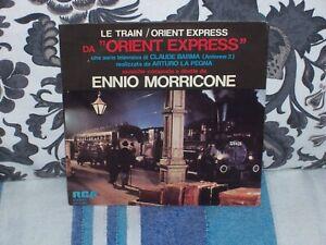 """ENNIO MORRICONE - da """"ORIENT EXPRESS"""" - 7"""" NM 1979"""