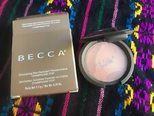 BECCA Shimmering Skin Perfector Poured Creme Champagne Pop 0.19 OZ BOXED