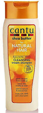 Cantu Shea Butter For Natural Hair Sulfate Free Cleansing Cream Shampoo 400ml