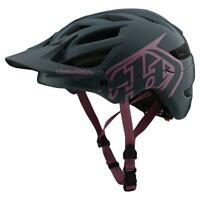 Troy Lee Designs 2020 A1 MTB Helmet Drone Gray/Pink All Sizes