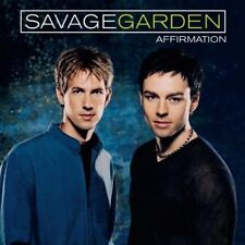 SAVAGE GARDEN AFFIRMATION CD NEW