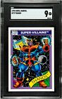 1990 Impel Marvel Universe Trading Cards 80