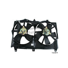 One New TYC A/C Condenser Fan Motor 620980 21481CD000 for Infiniti for Nissan
