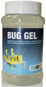PROREP BUG GEL JAR 500ml REPTILES INSECTS 5060078063005