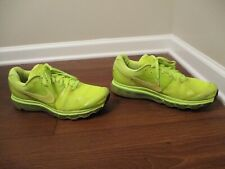 "Used Worn Size 12 Nike Air Max 2010 ""Air Attack"" Shoes Volt DJ Clark Kent"