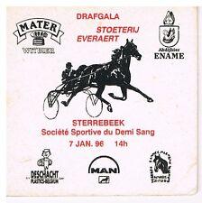 Dataviltje Br Roman - Drafgala Sterrebeek 7 januari 1996