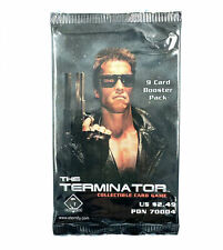 Booster Cartes The Terminator - Neuf / 9 cartes TCG / JCC Eternity 1995
