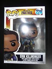 Erik Killmonger from Black Panther Funko Pop #278
