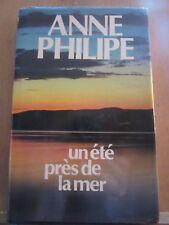 Anne Philipe: un été près de la mer/ France Loisirs, 1978