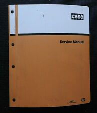 CASE 580 580CK CONSTRUCTION KING BACKHOE LOADER TRACTOR SERVICE MANUAL VERY GOOD
