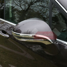 New Chrome Door Mirror Turning Light Trim For Buick Envision 2016 2017