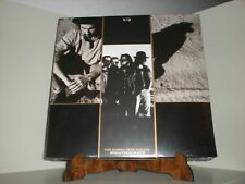 "U2 ""The Joshua Tree Singles: 1987-2017"" – 4x10"" Vinyl Ltd. Ed. Fan Club Members"