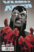 Uncanny X-Men Comic 3 Second Print Variant 2016 Cullen Bunn Greg Land Marvel