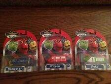 Chuggington Die-Cast Trains Lot #501 Koko, Wilson, & Brewster NEW in Packages!