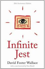 Infinite Jest 20th Anniversary Edition by David Foster Wallace New