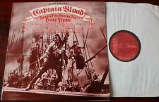 CHARLES GERHARDT THE CLASSIC FILM SCORES OF ERROL FLYNN LP RCA (1975) EX ENGLAND