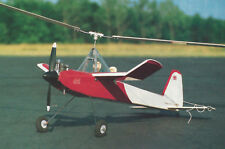 The Whistler Autogyro Plans, Templates and Instructions