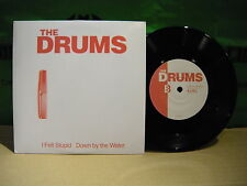 THE Drums – I Felt Stupid / Down By The Water ' 7'' N.MINT / MINT