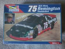 RICK MAST REMINGTON THUNDERBIRD # 75 REVELL  / MONOGRAM 1/24 MODEL CAR KIT