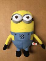 "UNIVERSAL STUDIO 10"" Stuffed Animal Plush MINION DAVE Toy DESPICABLE ME EUC AR24"