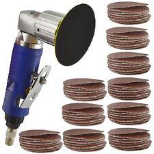 2 - Luft Winkel Schleifer Schleifer, Polierer und 100 Pack gemischt Schleifen