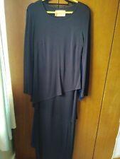 Gorgeous Jean Paul Aubergine Dress Size 12