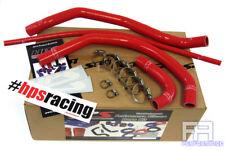 HPS Silicone Radiator Coolant Hose Kit For 87-06 Yamaha YFZ350 Banshee 350 - Red