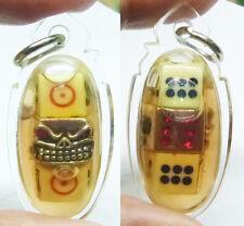 Thai Amulet Prai Pranan Lucky Gamble Lotto Ajarn Nan kong Talisman Pendant #3