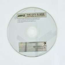 Jay Z - The City is Mine [Max Single] (CD, 1998) DISC ONLY