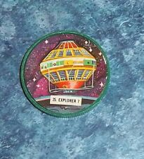 Dare Foods ,Krun-Chee ,Gordon's Krun-Chee Space Coins 1960's # 25 Explorer 7