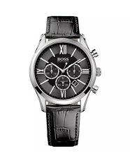 NEW Men's Hugo Boss Ambassador Chronograph Watch 1513194