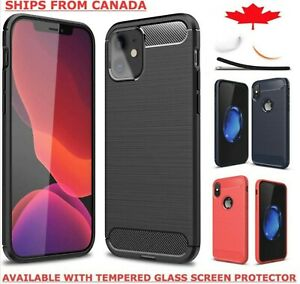 For iPhone 12 XR X XS 11 Pro Max Mini Shockproof Cover TPU Heavy Duty Soft Case