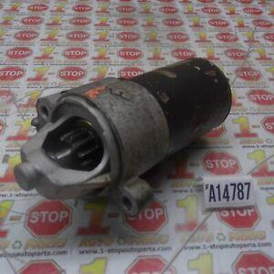 2000-2005 FORD TAURUS 3.0L ENGINE STARTER MOTOR 6F1Z11002AA OEM