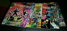Fallen Angels 1987 mini series #1-8 complete set lot run NEW MUTANTS FINE comics