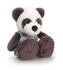 Keel Toys Tumbleweed Wild 20cm Panda W/ Dungarees Cuddly Soft Toy SF0507