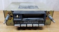 Vintage Concord CID-12 in Dash High Fidelity Tape Deck AM/FM CAR STEREO RADIO