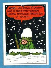 [GCG] STURMTRUPPEN - Corno 1977 - Figurina-Sticker - n. 45 -New