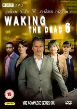 Waking the Dead Complete Season Series 6 DVD Region 4 New BBC