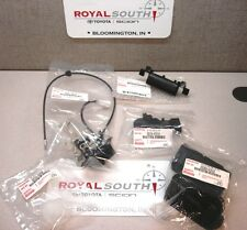 Toyota Sequoia Lift Gate Rear Door Handle Latch Lock Kit Genuine OEM OE