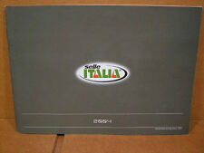 """2004 Selle Italia Saddle Catalog (6"""" x 8"""" and 26 Pages)"""