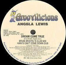 ANGELA LEWIS - Dreams Come True (Junior Vasquez, Brian Bristol , Hani Rmxs)