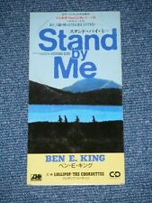 BEN E. KING STAND BY ME/The CHORDETTES LOLLIPOP Japan 1991 CD Single