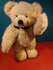 "Artist Sue E Foskey ""Byron"" 19"" tall--The Nostalgic Bear Co."