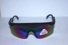 Honey G, Vintage 80s Black Robot Nu Rave Visor Sunglasses