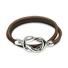 1 Leather Wrist Band 200mm Magnetic Closure New Jewelry from Coolbody